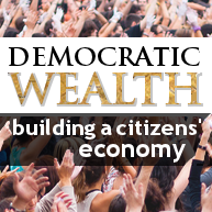 Democratic Wealth logo