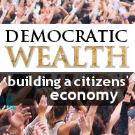 Democratic Wealth logo