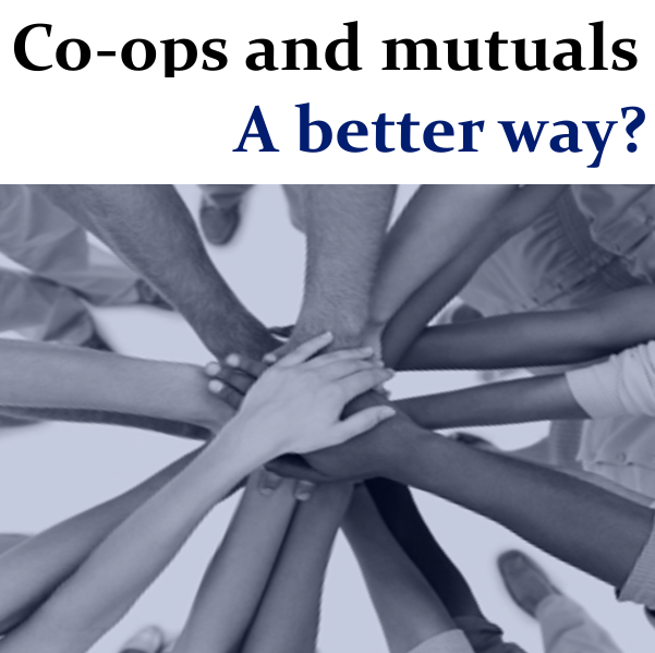 Co-ops and Mutuals logo