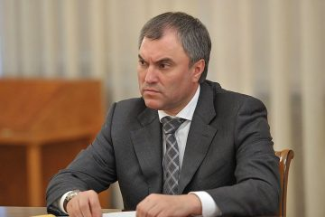 Vyacheslav Volodin (Photo credit: Kremlin/Wikimedia Commons/CC BY 4.0)